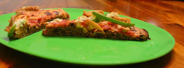Black Bean Pizza Crust The Pantry Raider